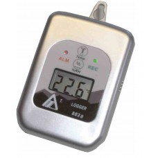 Data Logger Thermometer & RH with LCD Display & Alarm
