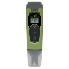 Waterproof Conductivity Pocket Tester 'Low' with ATC, 0 to 1990 µS/cm