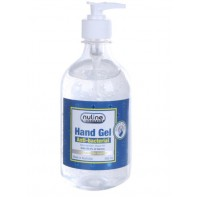 Hand Sanitiser Gel, 70% Alcohol, 500ml, Australian Made