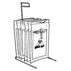 Specimen Carry Bags Holder, Rack
