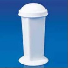 Staining jar, Coplin type, for 10 microscope slides 76 x 26 mm, Polypropylene, Each
