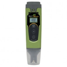 Waterproof TDS Pocket Tester 'High' with ATC, 0 to 10.00 ppt