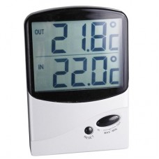 Jumbo Indoor/Outdoor Thermometer