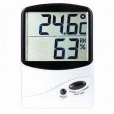 Jumbo Thermometer & Hygrometer
