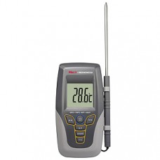 Digital Thermometer With SS Probe On 1m Cable